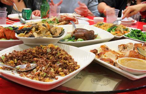 Lotus Garden Tucson Az by New Year Dinner At Lotus Garden With Food Of