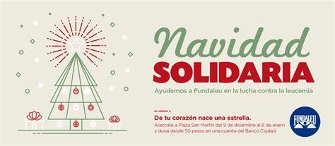 imagenes navidad solidaria navidad solidaria en plaza san mart 237 n noticias buenos