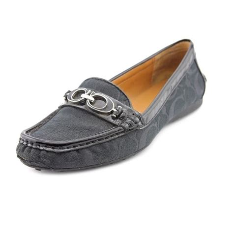 coach loafers 41 coach shoes black coach loafers from rosie s