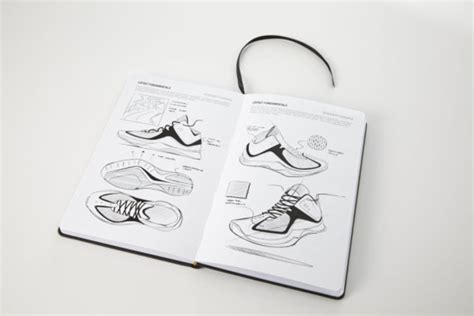 sketchbook guide i draw shoes sketchbook reference guide for sneaker
