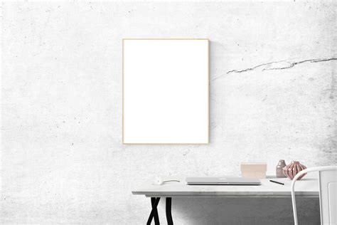 design picture table blank frame above table 183 free stock photo