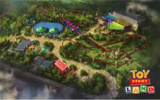 Home Design Story Land Expansion by First Look Toy Story Land Attractions At Disney S