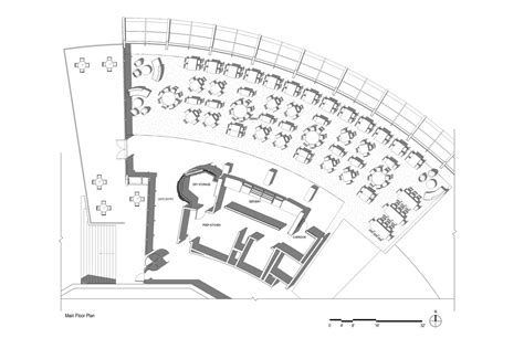 planetarium floor plan design excellence awards american institute of architects
