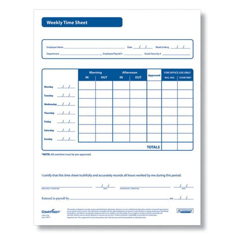time card tracker template weekly time sheet for employee attendance
