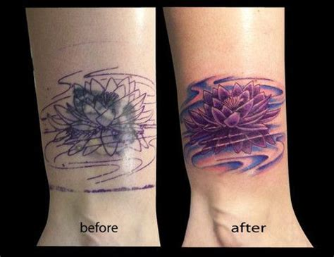 how to cover a wrist tattoo for work 10 amazing wrist cover ups before after