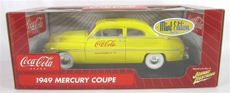 Coca Cola 1949 Mercury Johnny Lightning archive 1 18 mercury arizona diecast models