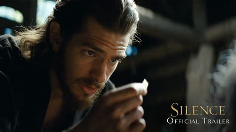 silence trailer silence official trailer 2016 paramount pictures