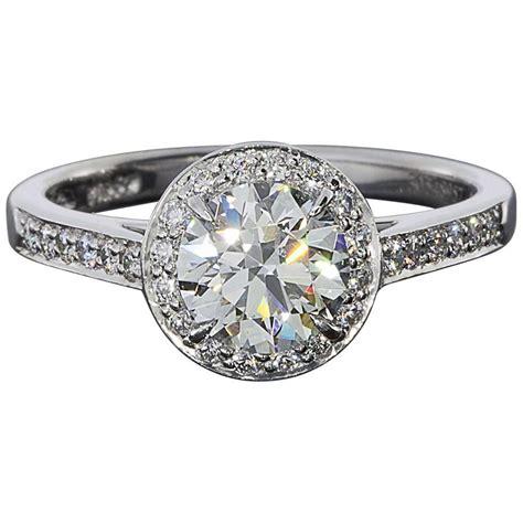 and co 1 06 carat platinum embrace halo