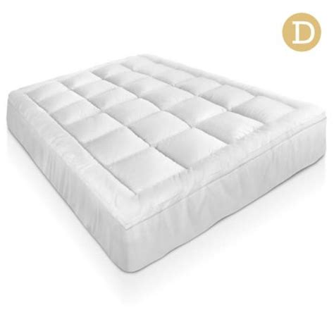 Bamboo Mattress Topper by Bamboo Pillowtop Mattress Topper 5cm Sales