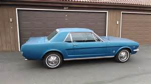 Picture of 1964 ford mustang standard coupe exterior