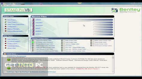 version free staad pro 2007 free minikeyword