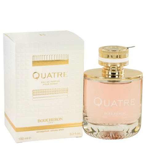 Parfum Quatre boucheron quatre 100ml 3 3oz eau de parfum spray edp