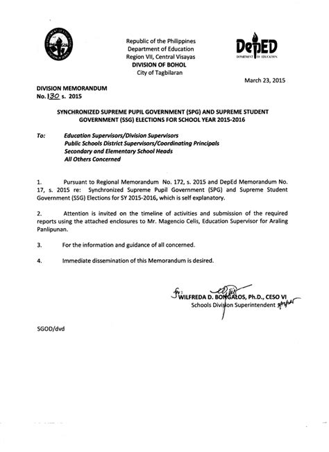 cover letter deped sle application letter for teaching position deped
