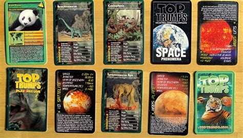 Dinosaur Top Trumps Cards Template by Second Grade Math Activities Make Your Own Card