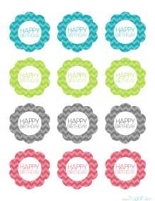 cupcake toppers template free printable chevron birthday cupcake topper frugalful
