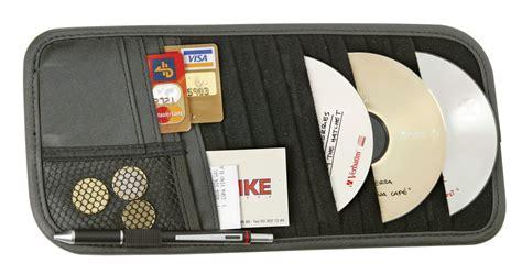Car Sun Visor Bag Organizer 8 pocket car sun visor organizer pouch bag cd dvd