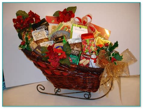 small christmas gift baskets christmas decore