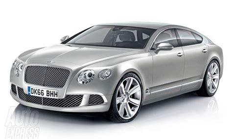 bentley door bentley cars bentley to release four door coupe