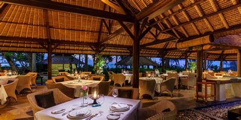 places open kura kura the oberoi bali multi cuisine restaurant in