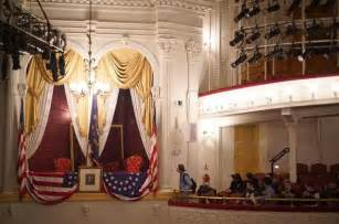 Ford S Theatre Hours 150 Years On Us Remembers Lincoln S Assassination Daily