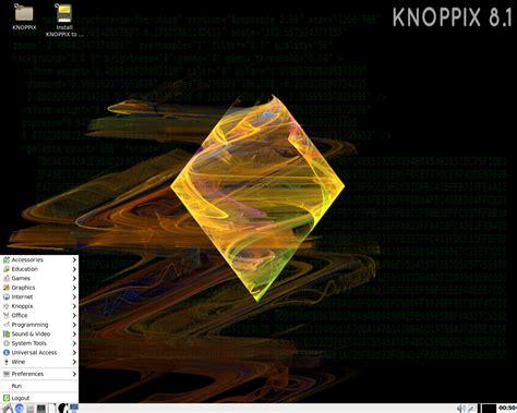 knoppix reset windows vista password linux first ever livecd distro new version of knoppix