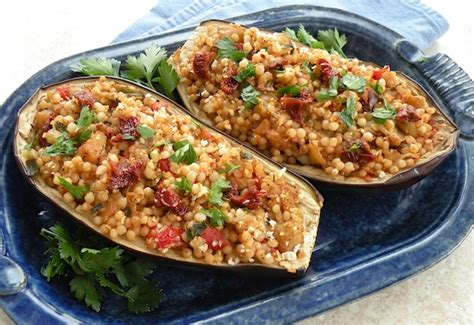 stuffed eggplant vegetarian recipes gallery vegetarian stuffed eggplant recipes