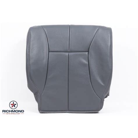 2001 dodge ram replacement seat covers 1998 2001 dodge ram 1500 slt laramie leather seat driver