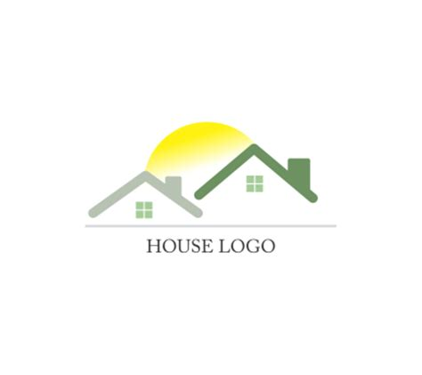 house logo house logos idea download vector logos free download