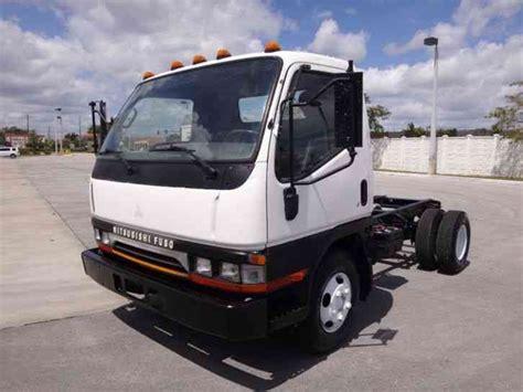 Mitsubishi Fuso Fe639 Cab Chassis 1998 Light Duty Trucks