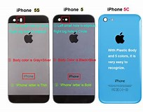 Image result for difference iphone 5 5c 5s
