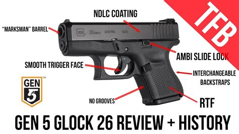 New New New 26 the new 5 glock 26 review and version history