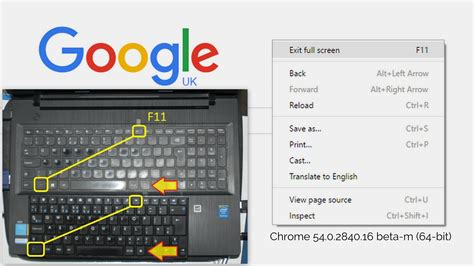 how to watch youtube videos in full screen within browser window chrome 54 beta right click to exit full screen i m happy