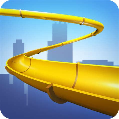Mainan Water Geme water slide 3d v1 6 hile apk mod indir megadosya