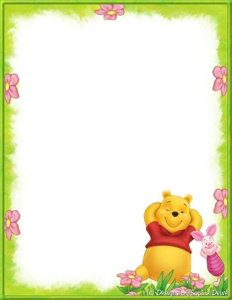 winnie the pooh writing paper winnie the pooh writing paper 28 images 105 best