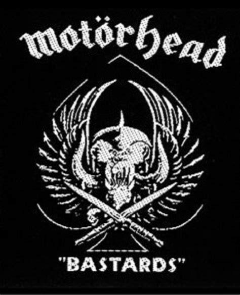 Motorhead Logo motorhead patch warpig band logo lemmy overkill