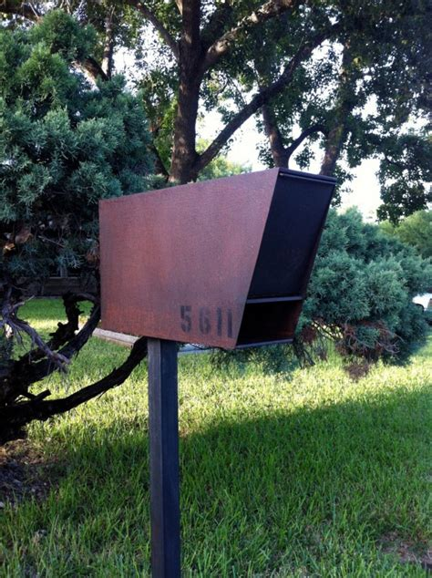 Handmade Mailboxes - 20 beautiful handmade mailbox designs