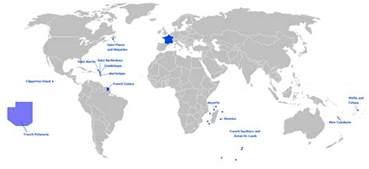 Paris On World Map by France World Map Recana Masana