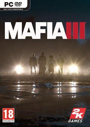 Mafia 3 Pc mafia iii pc