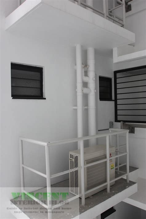renovate  bto hdb  part  aircon
