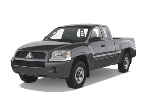 mitsubishi pickup trucks 2007 mitsubishi raider reviews and rating motor trend