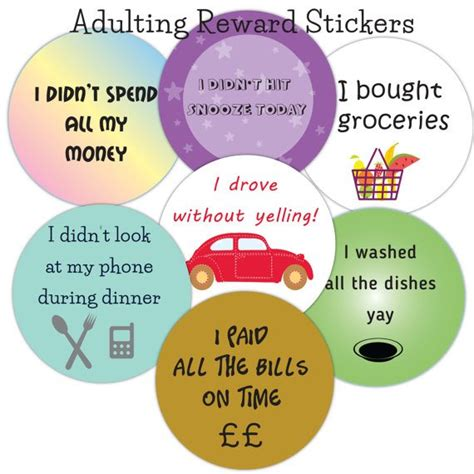 Stickers For Adults