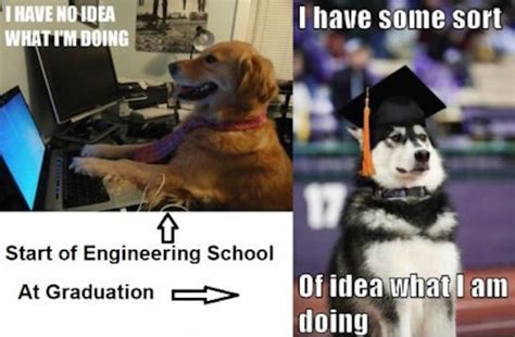 Engineering School Meme - celebrating engineer s day with the funniest engineering