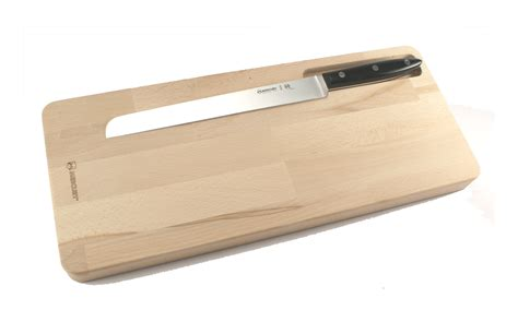 Ceramic Kitchen Knives Chopping Boards Chopping Board 42x18 Cm With Black