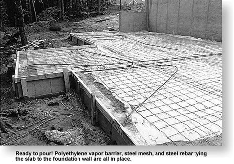 floor insulation concrete slab images