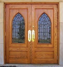 Church Front Doors Custom Doors Stained Glass Glass Wood Doors Church Doors Church Windows Cabinet Doors