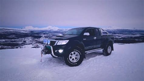 Trucker Artic Monkeys 1 toyota hilux at37 arctic truck