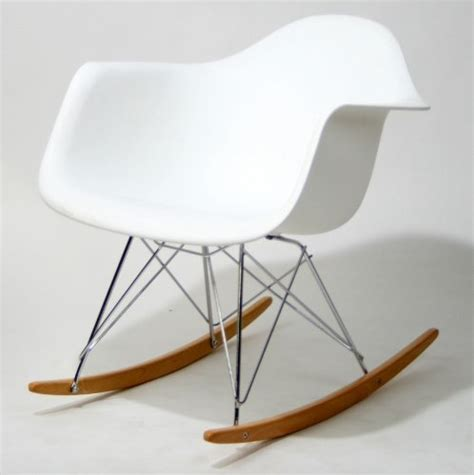 Cradle Rocking Chair by Black Friday Molded Plastic Rocking Baxton Studio Letterio