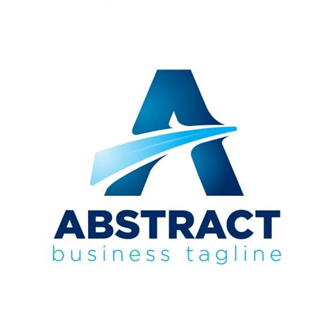 free business logo templates abstract business logo template vector free