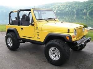 2002 Jeep Wrangler Tj Jeep Tj Used Mitula Cars