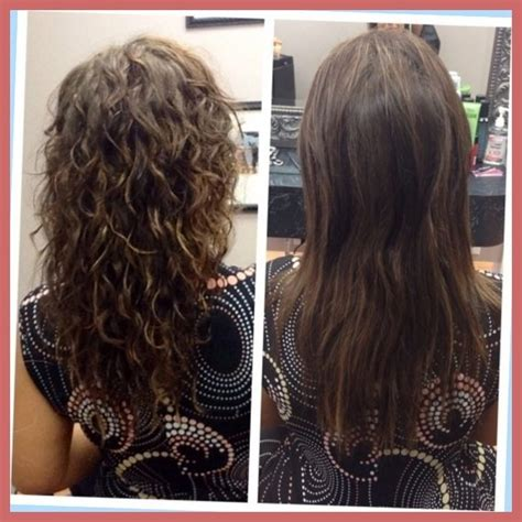 perms done right before and after perms for long hair pictures to pin on